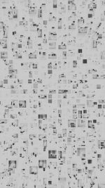 3d Art Building White Pattern