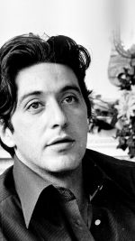 Al Pacino Young Boy Face Film Art