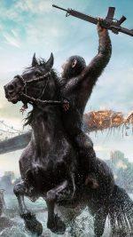 Anet Of Apes Film Illust