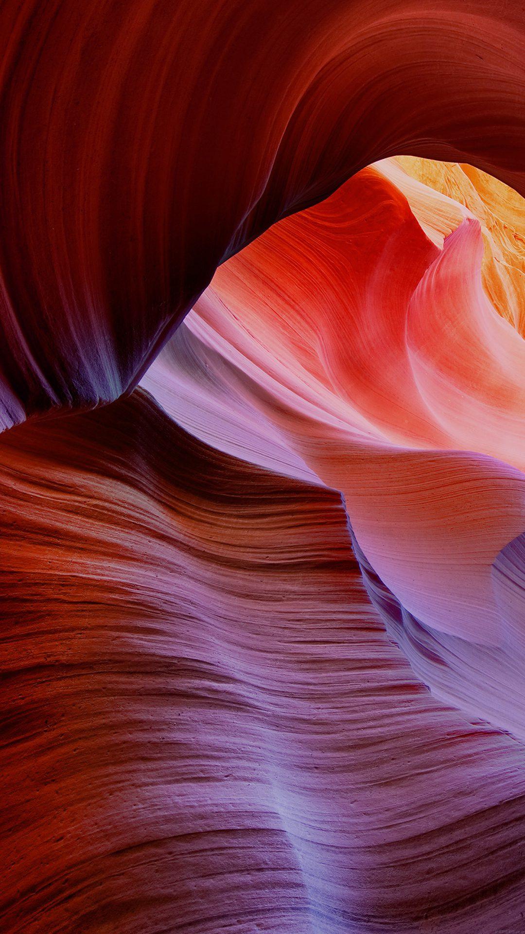 Antelope Canyon Mountain Rock Nature