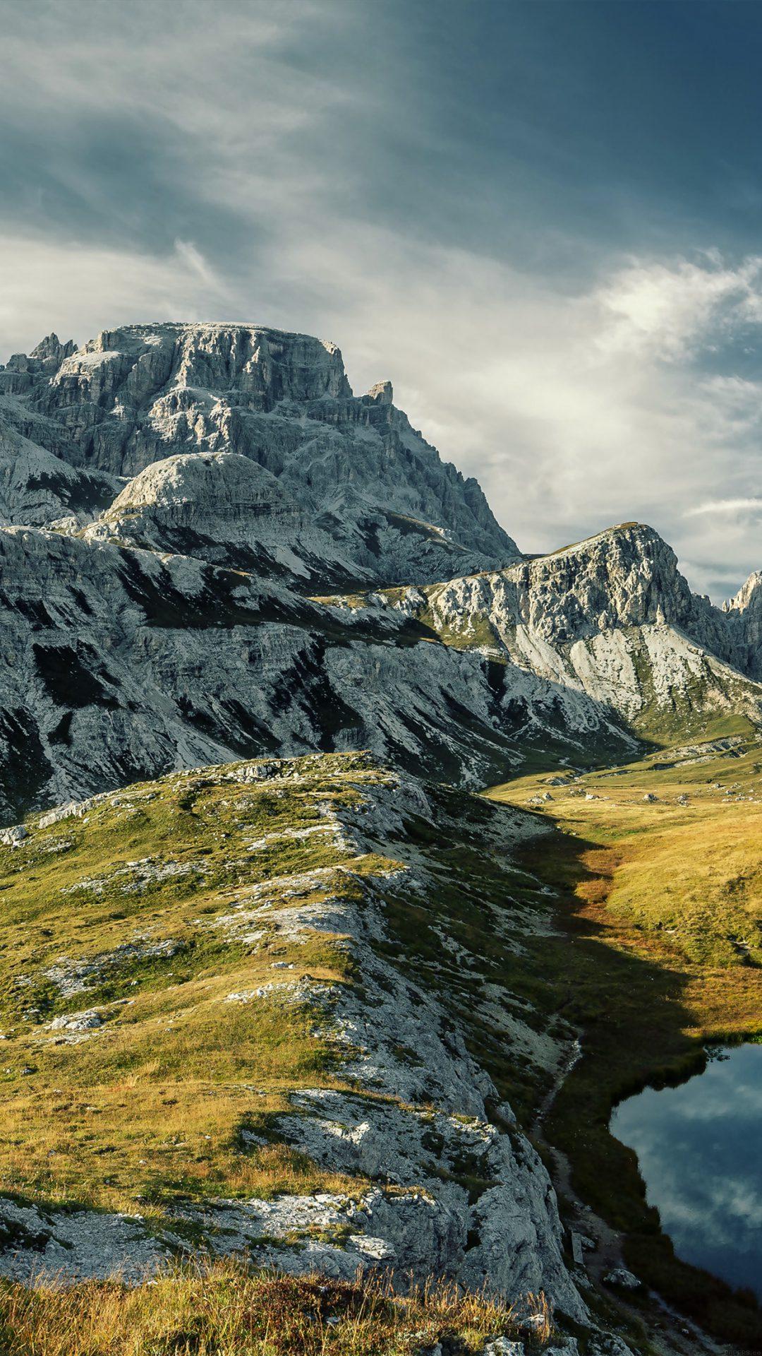 Apple 5k Imac High Mountain Nature