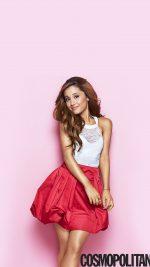 Ariana Grande Cosmopolitan Girl Music Face