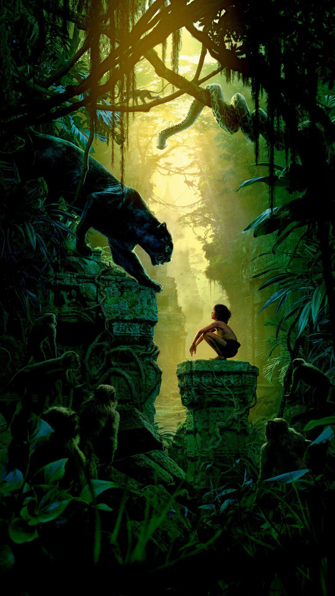 Art Film Nature Junglebook Animal