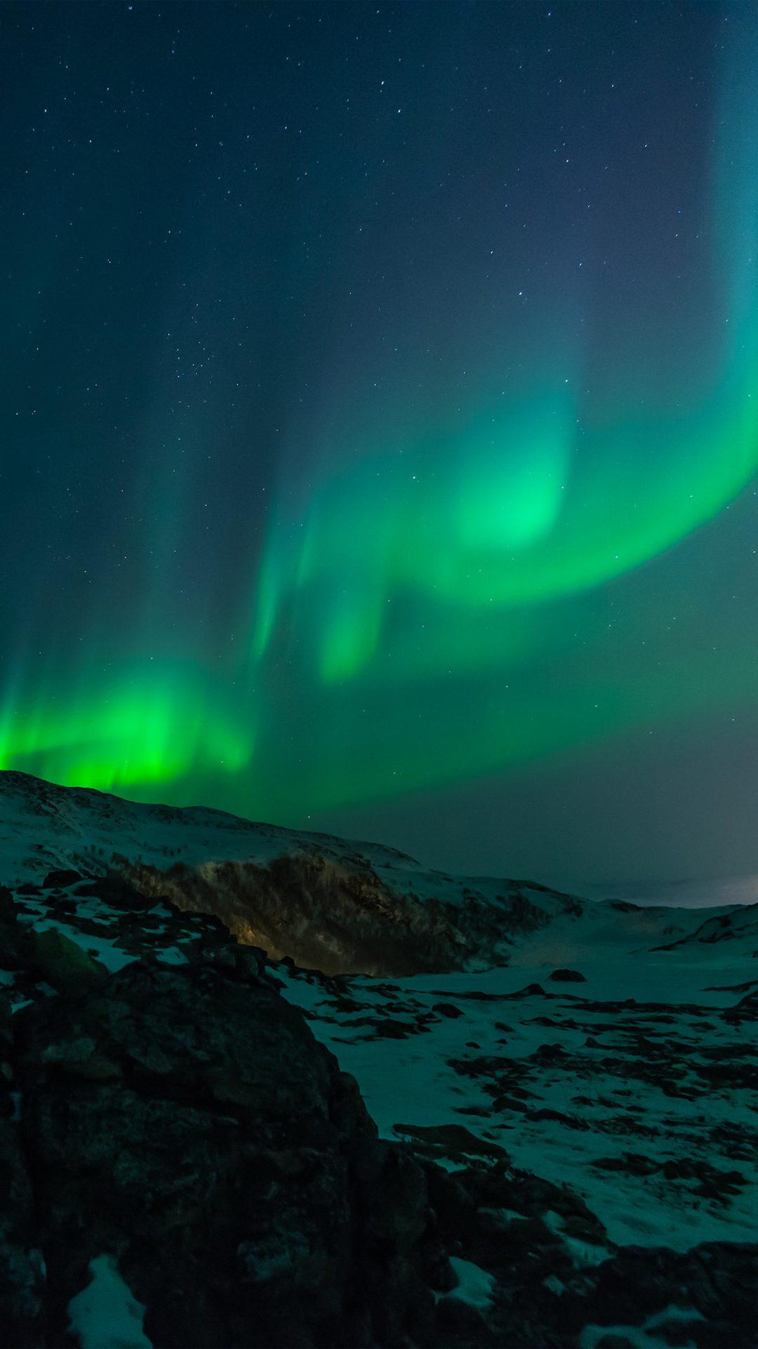 Aurora Nature Night Sky