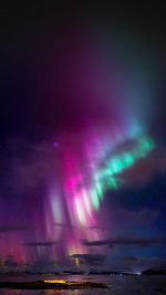 Aurora Trippy Sky Nature