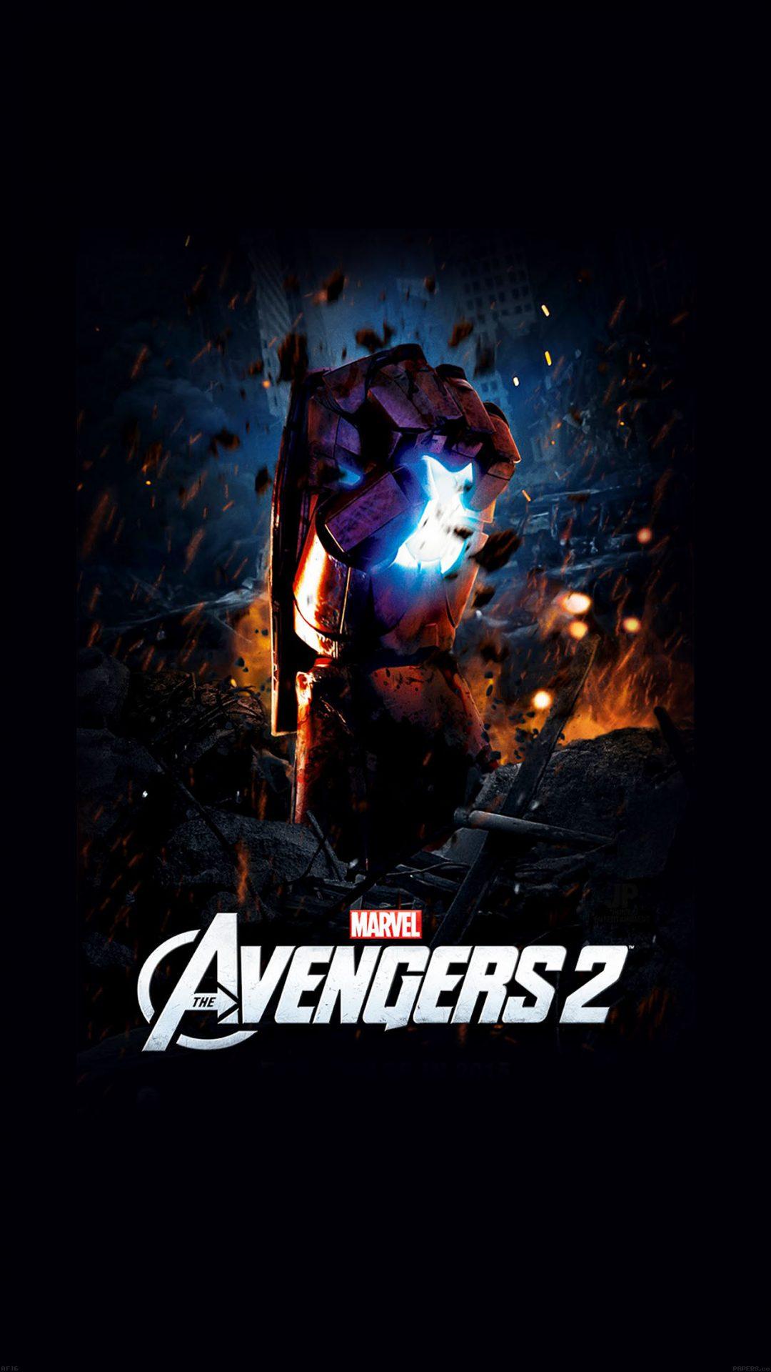 Avengers 2 Poster Hollywood Film Poster