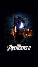 Avengers 2 Poster Hollywood Film Poster