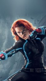 Avengers Age Of Ultron Black Widow Hero Film