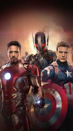 Avengers Poster 2 Age Of Ultron Art Film