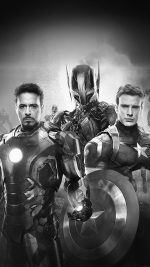Avengers Poster 2 Dark Age Of Ultron Art Film