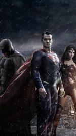 Batman Superman Poster Art Film Dark