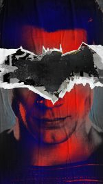 Batman Superman Poster Illust Art Film Dark