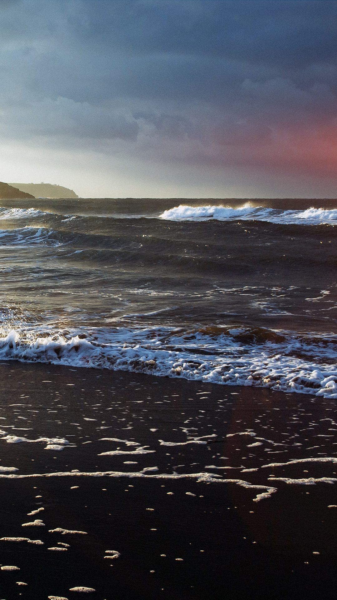 Beach Costal Nature Sea Water Summer Flare