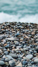 Beach Stones Sea Nature