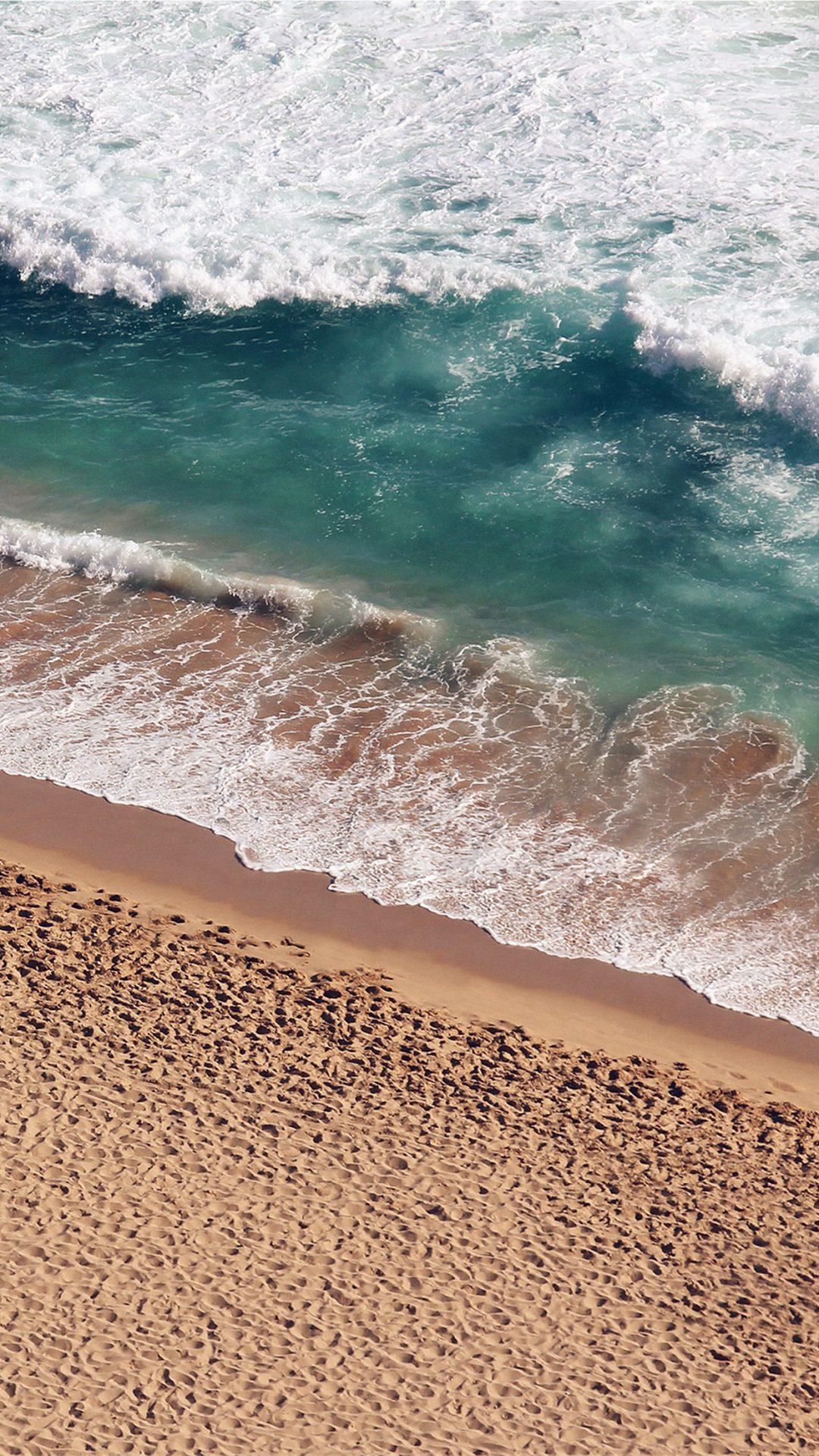 Beach Wave Coast Nature Sea Water Summer