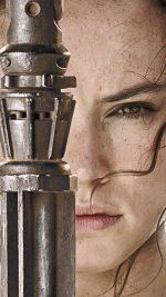 Beauty Starwars Poster Art Face Film