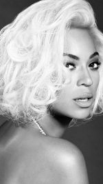 Beyonce Knowles Music Dark Bw Singer