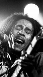 Bob Marley Dark Art Illust Music Reggae Celebrity