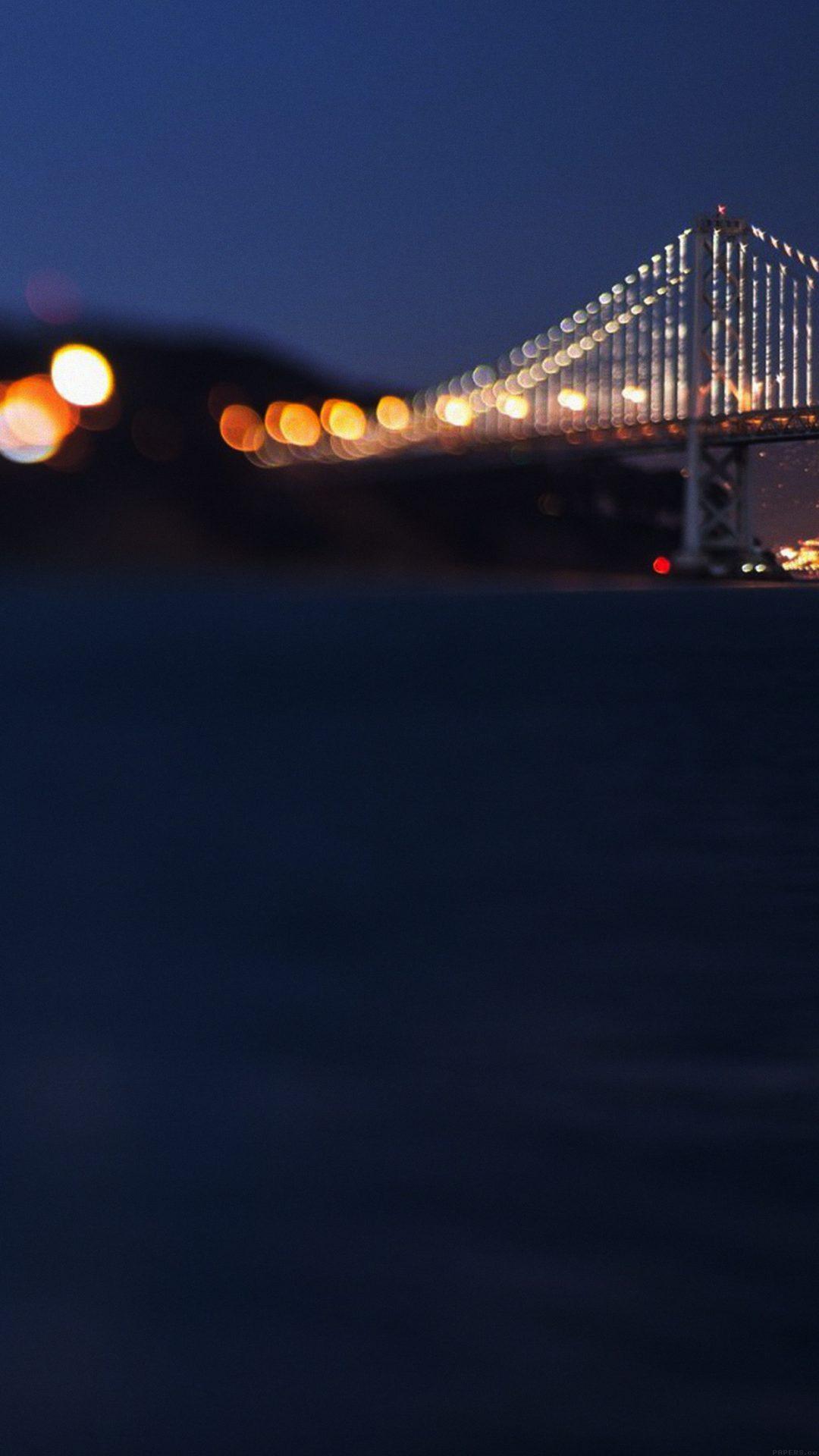 California San Francisco Bridge Hd Lake Nature