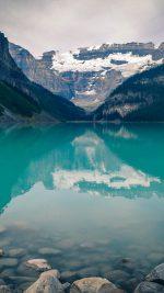 Canada Lake Louise Green Water Nature