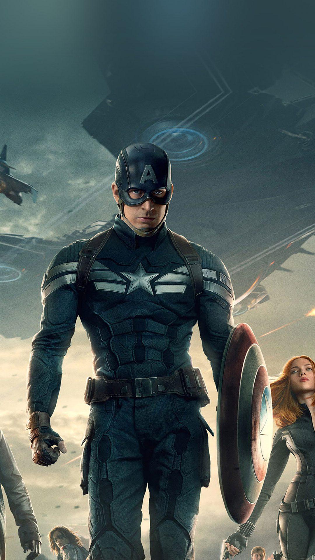 Captain A Team Film Face