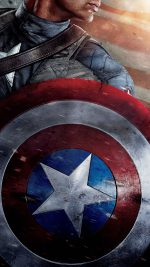 Captain America Poster Film Hero Art