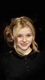 Chloe Moretz Dark Smile Film Cute