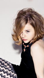 Chloe Moretz Poze Photoshoot Film Cute