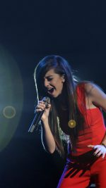 THE VOICE -- Pictured: Christina Grimmie -- (Photo by: Tyler Golden/NBC)