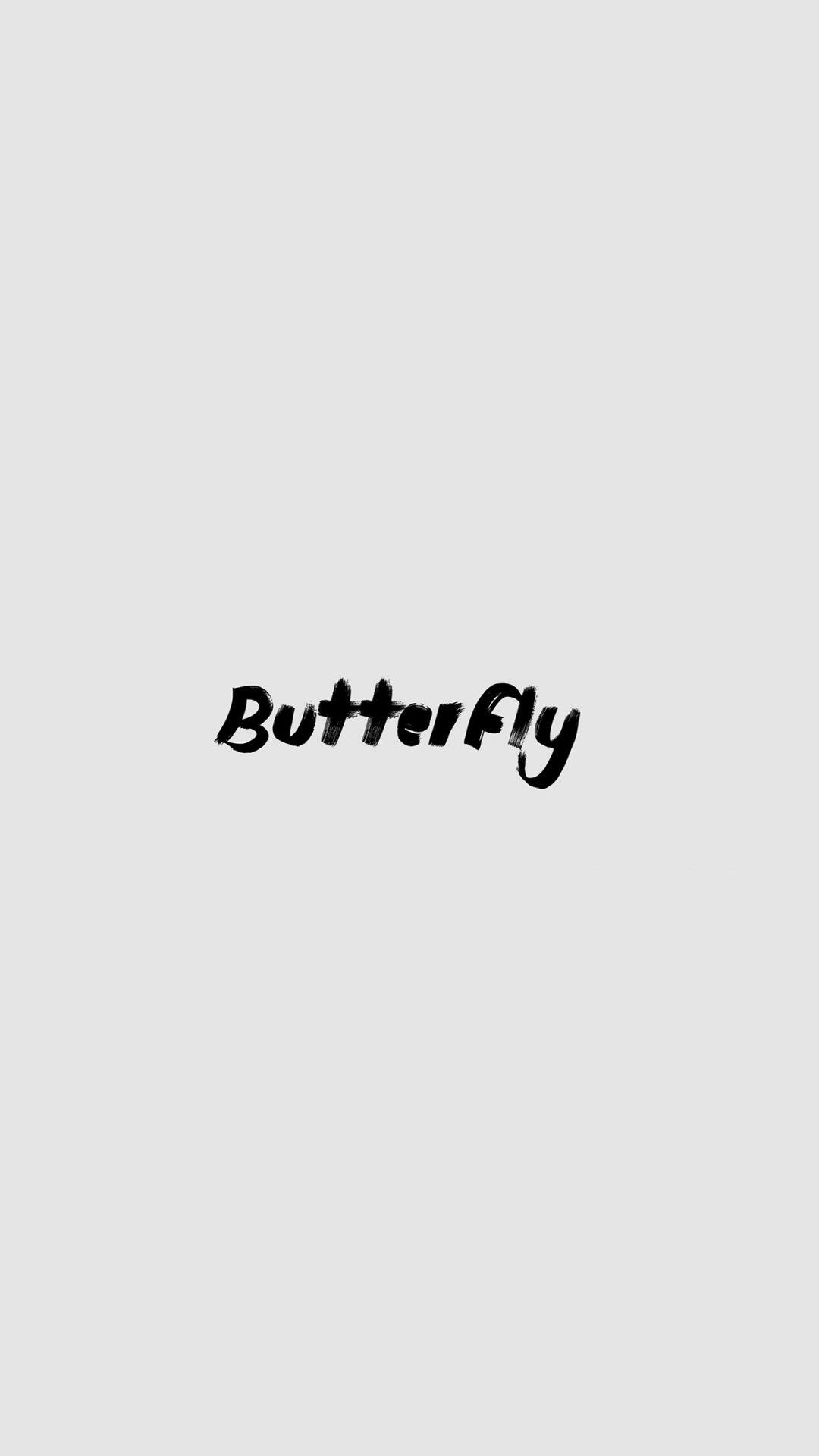 Christina Perri Logo Butterfly Music White