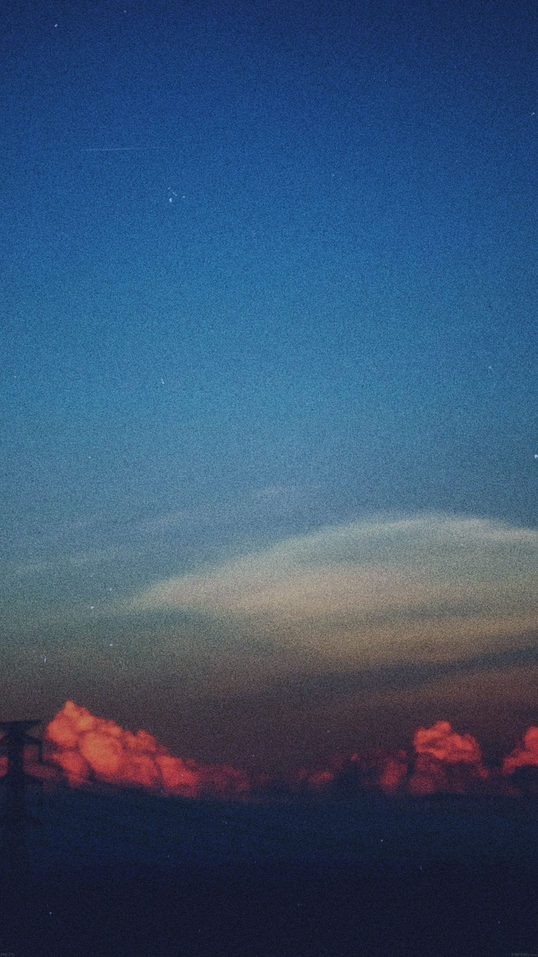 Cloud Blue Clear Vintage Sky Nature