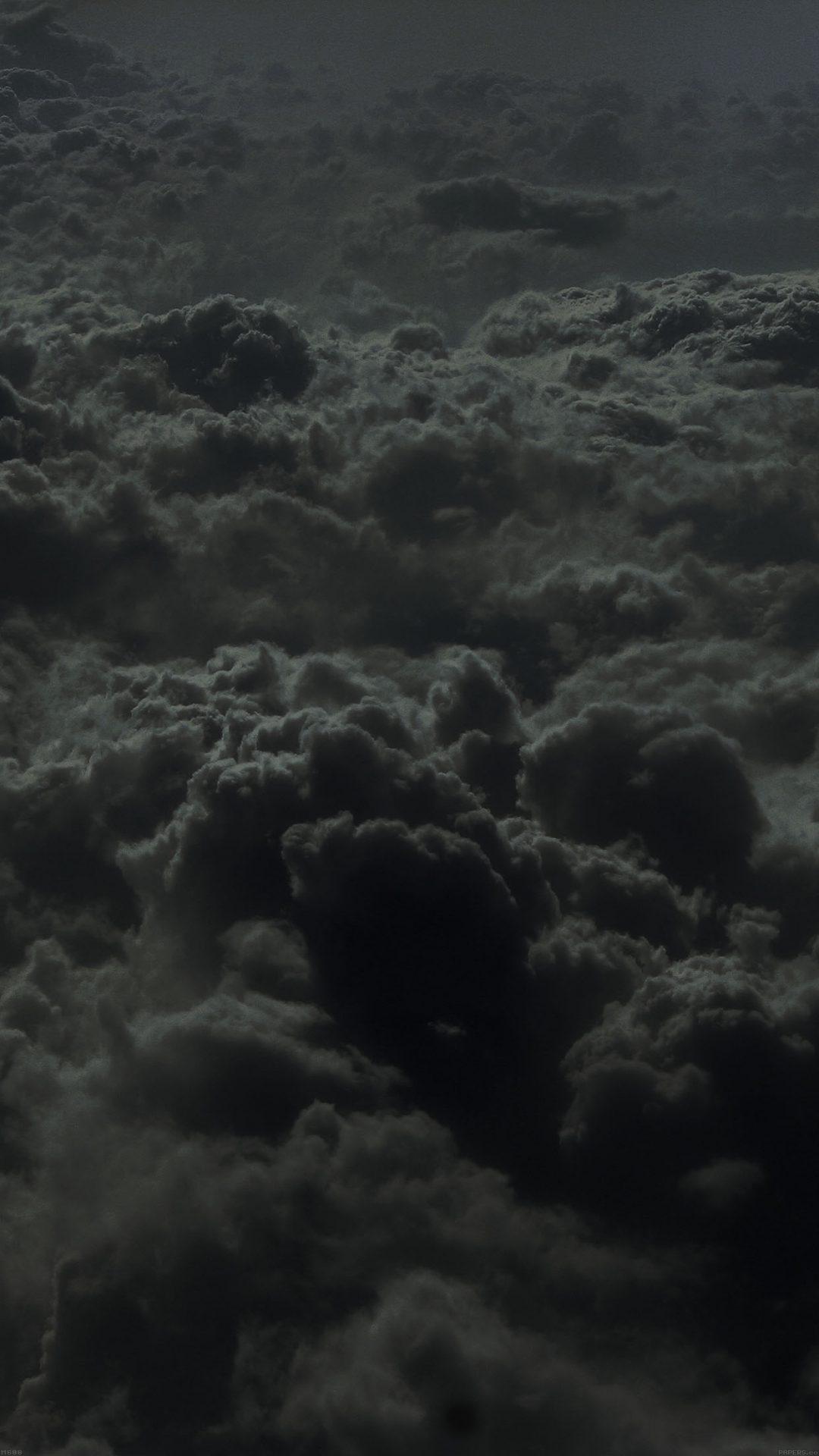 Cloud Flare Dark Sky Wanna Fly Nature