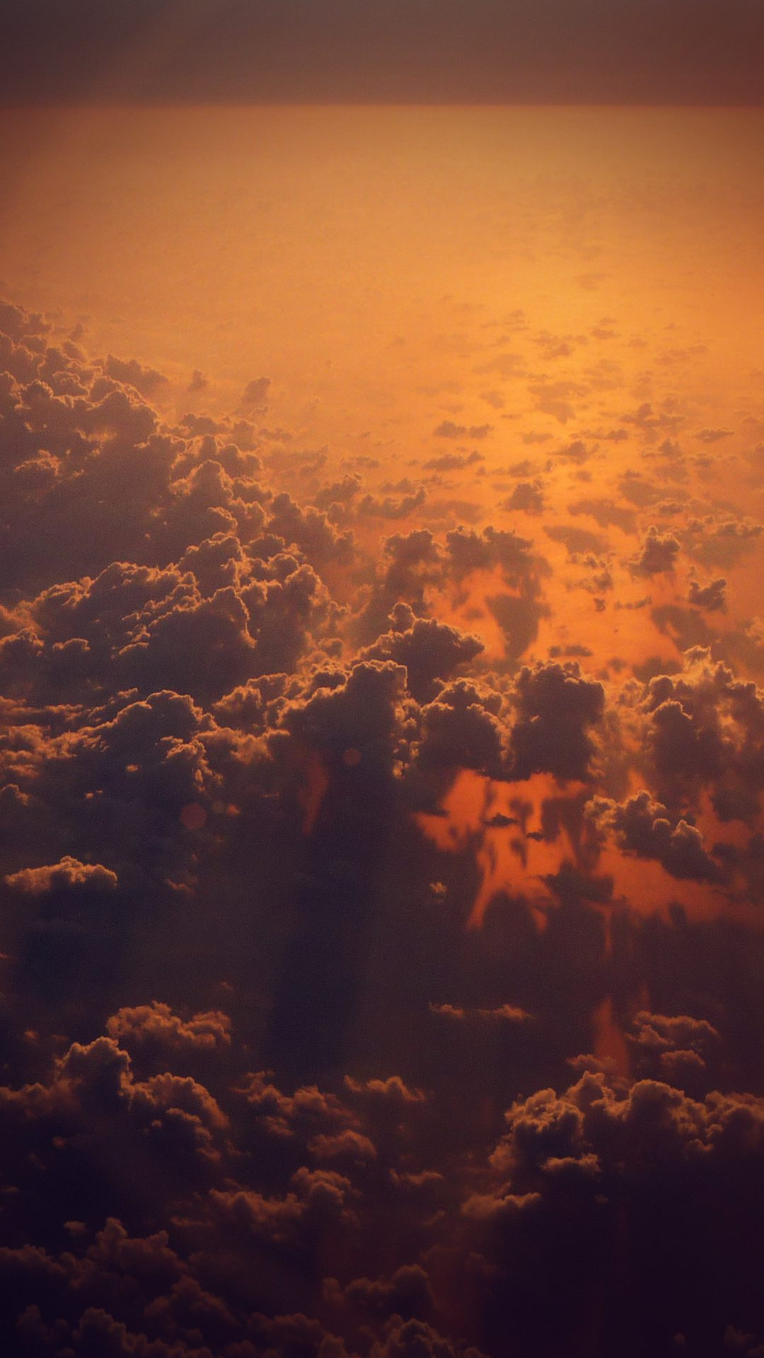 Cloud Nine Sky Fly Sunset Red Nature Flare