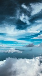 Cloud Sky Nature Blue