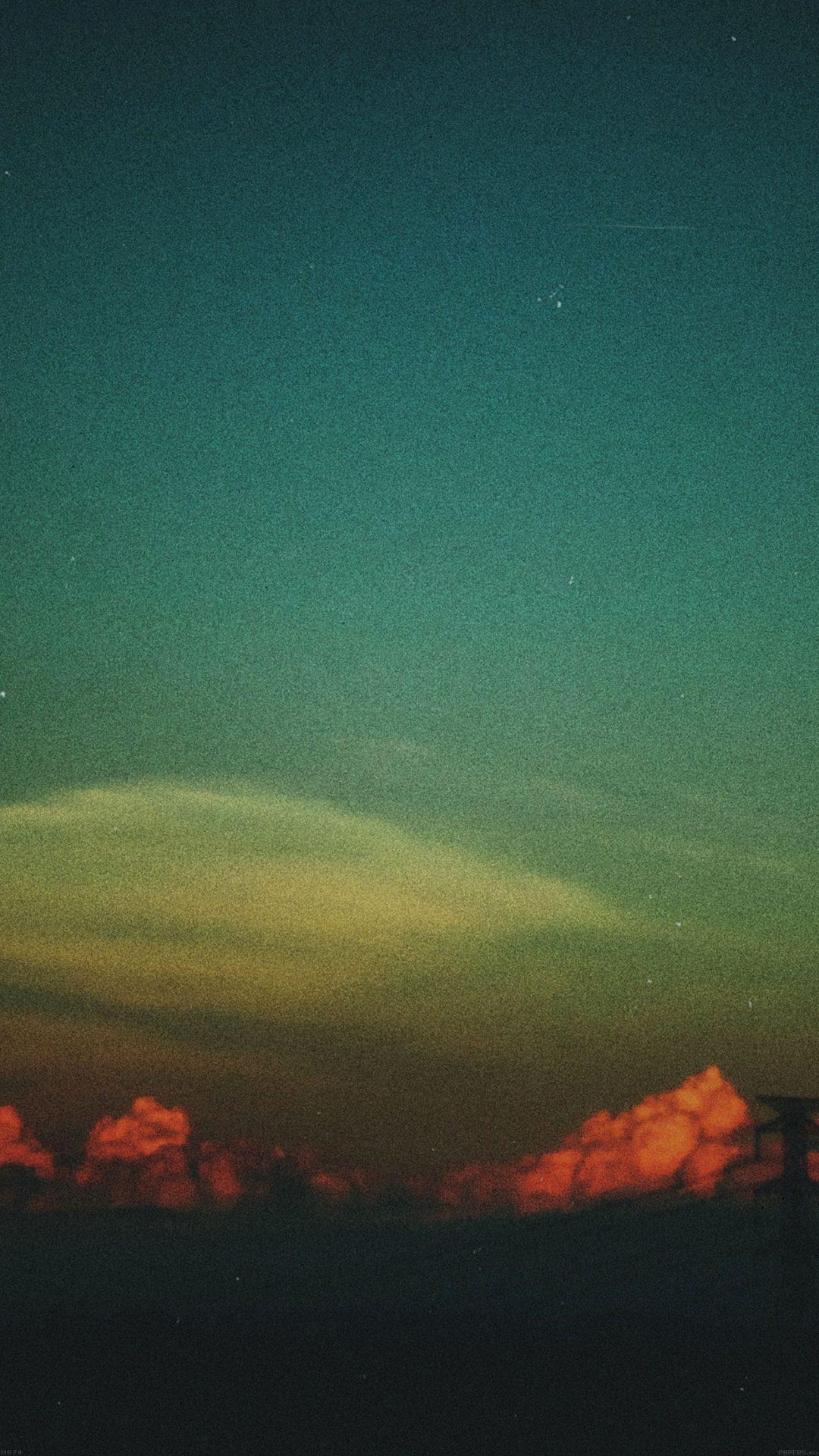 Cloud Vintage Sky Nature