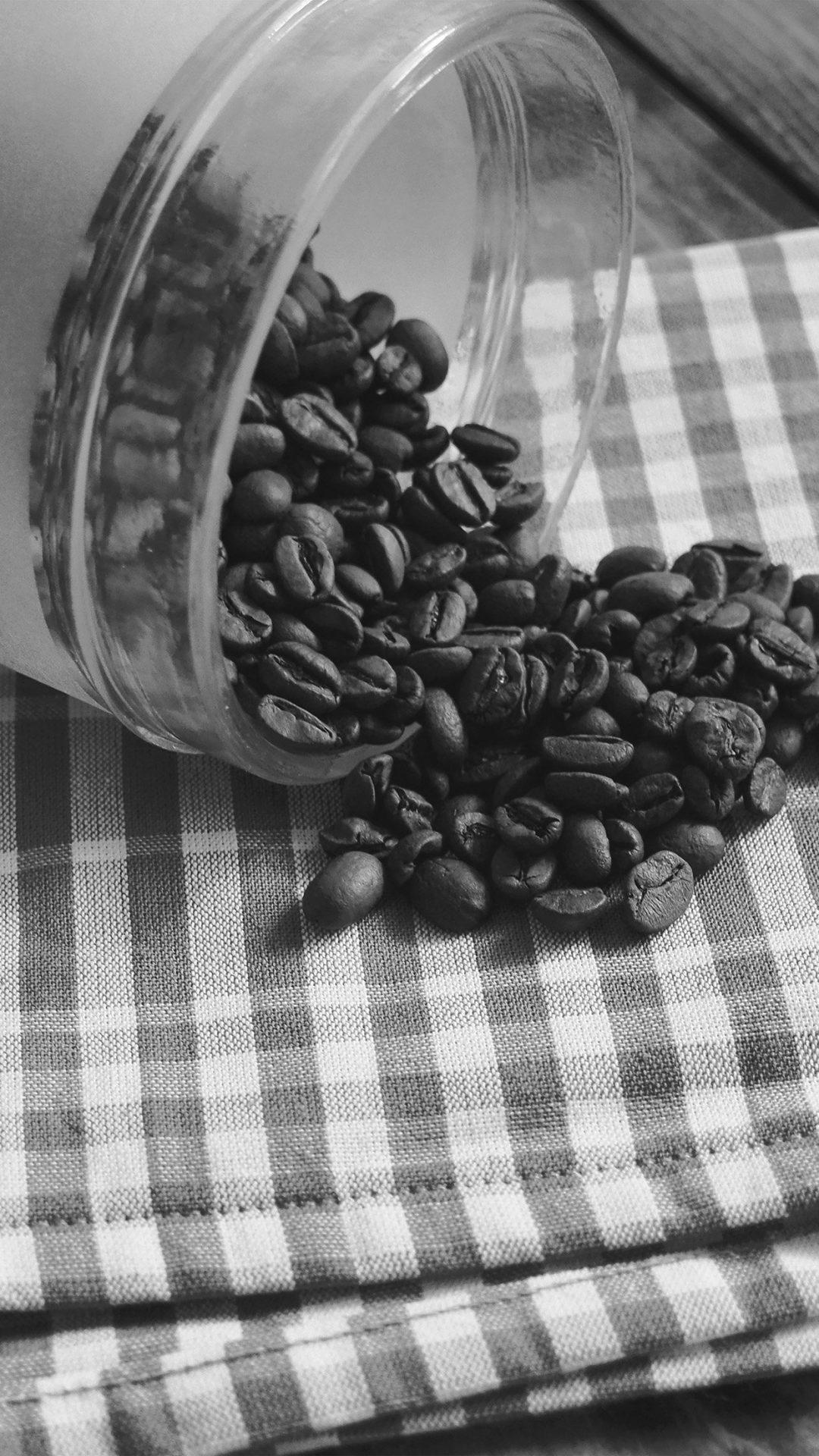 Coffee Art Life Nature Living Drip Dark Bw