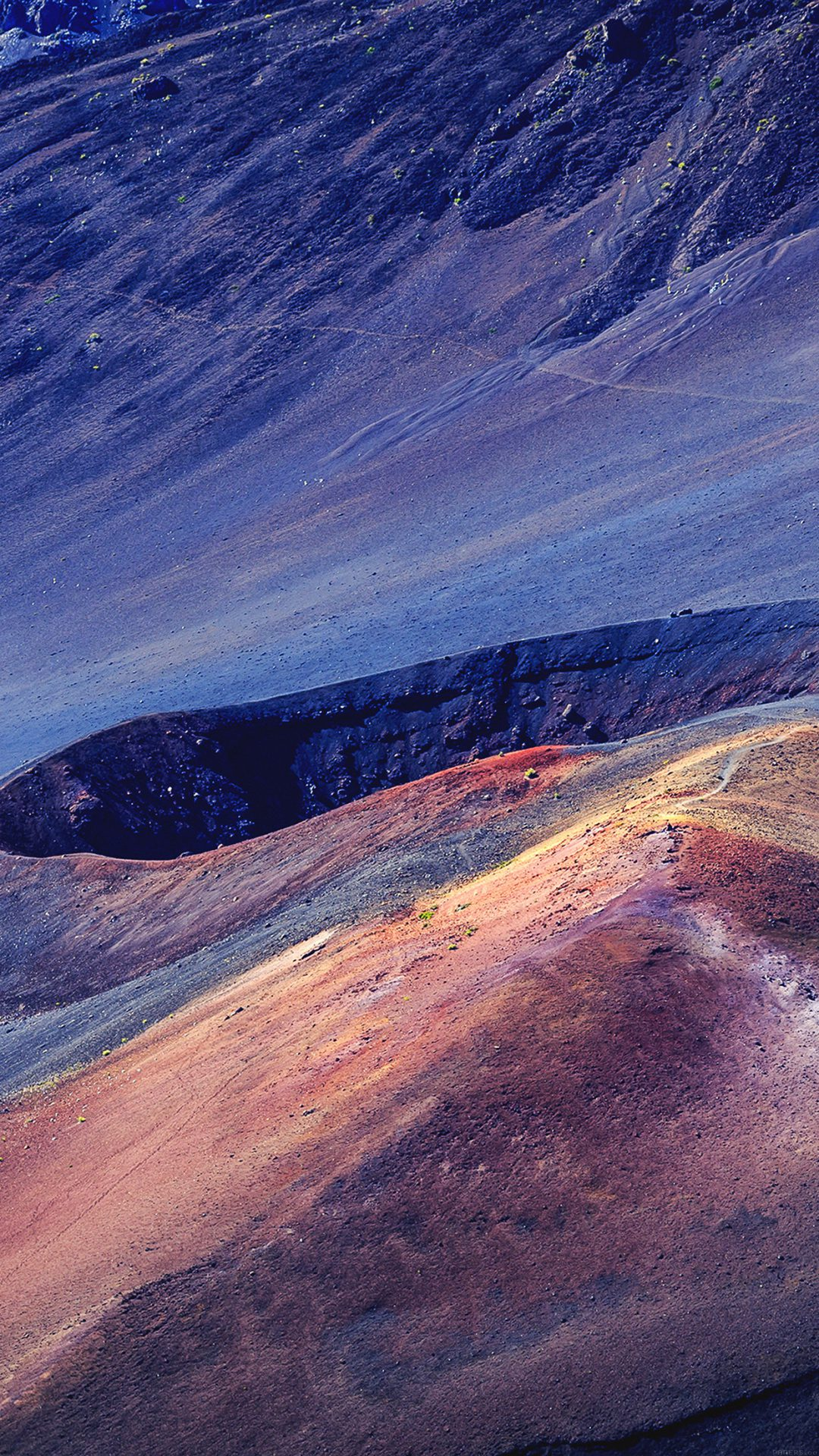 Crater Mountain Nature