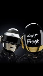 Daft Punk Cute Music Face