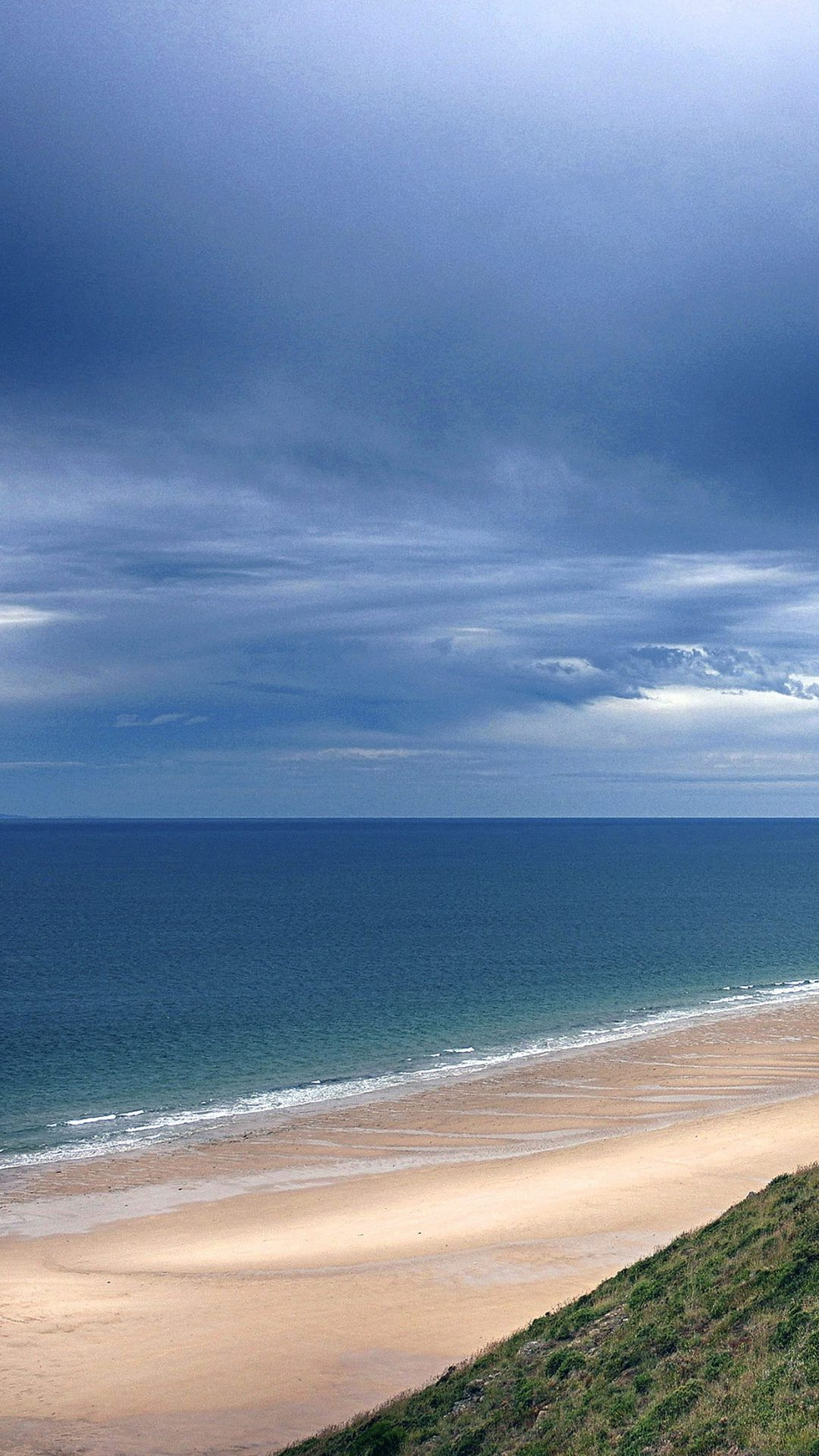 Darksky Blueocean Sea Nature