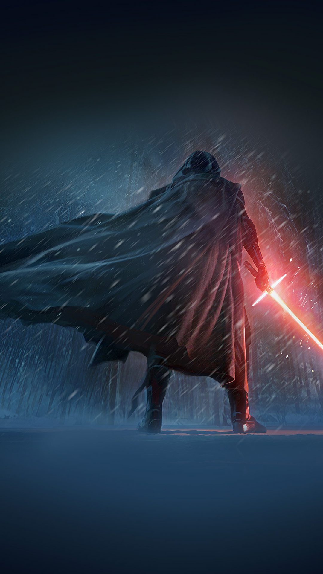 Darth Vader Starwars 7 Poster Film Art