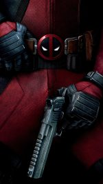 Deadpool Art Illustration Film Hero