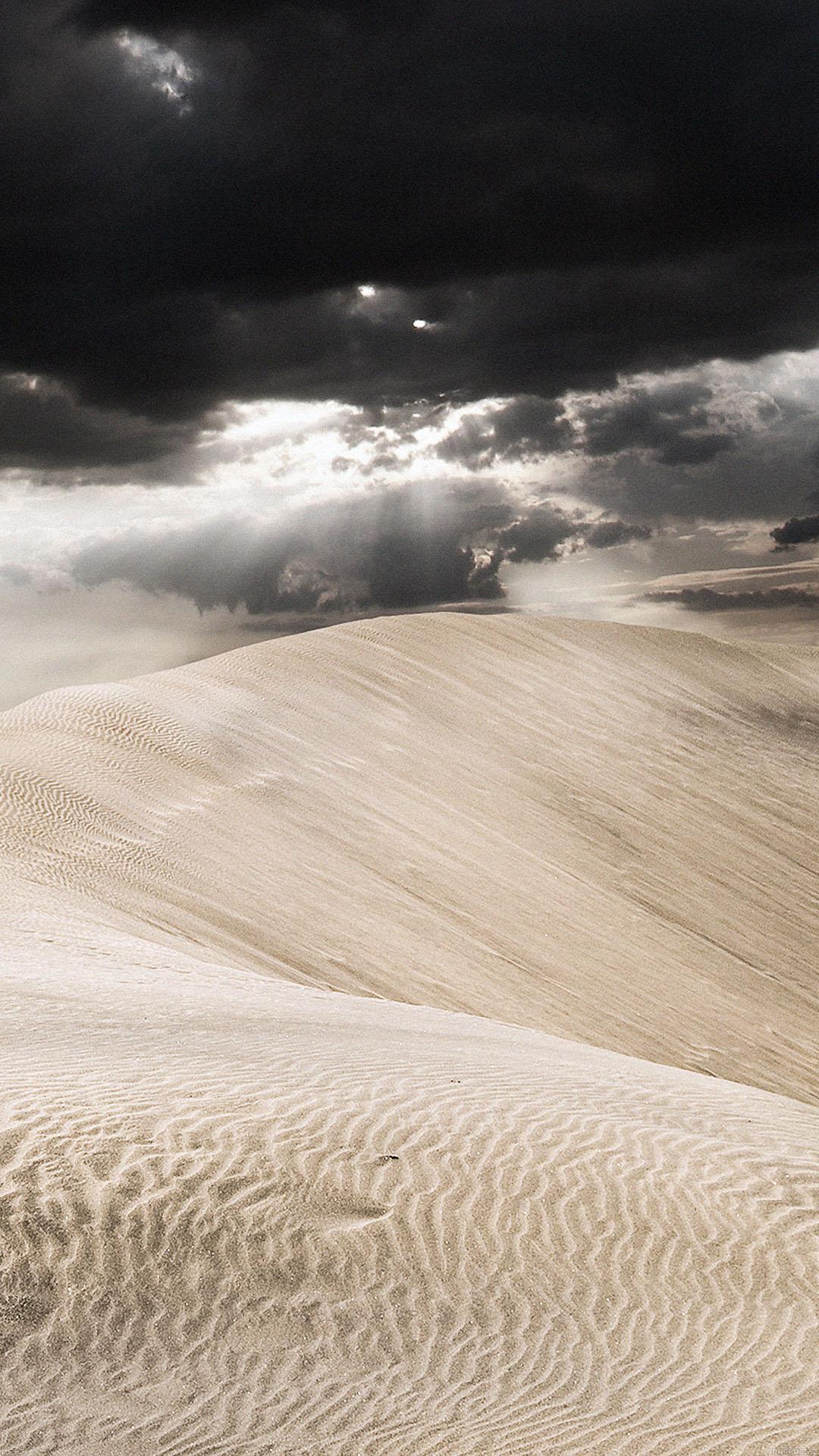 Desert Of Sahara Nature