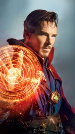 Disney Doctor Strange Film Poster