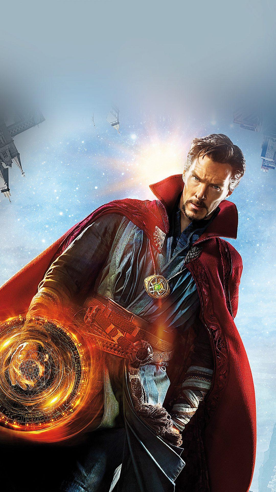 Doctor Strange Poster Film Illustration Art