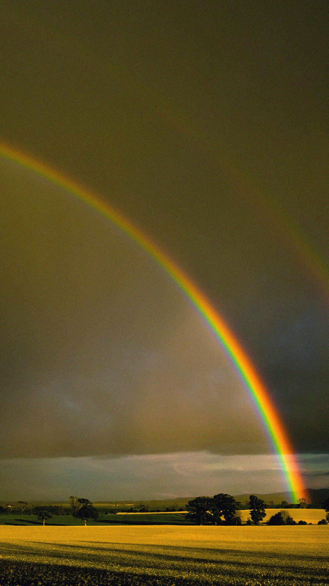 Double Rainbow Nature