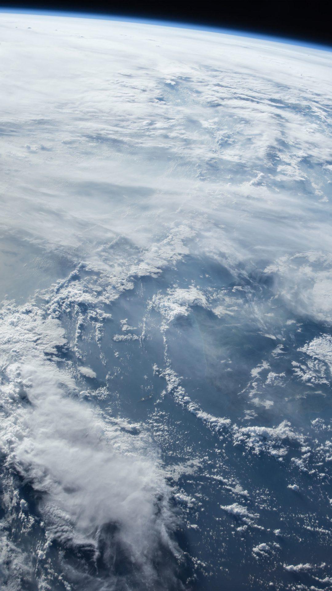 Earth Sky Cloud Space Blue Sea