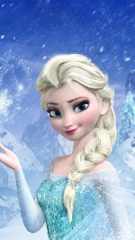 Elsa Frozen Queen Illus Filmt Disney Art