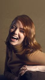 Emma Stone Smile Celebrity Actress Film