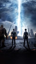 Fantastic Four Movie Poster Action Film