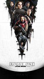 Film Rogue One Starwars Poster Illustration Art